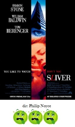 sliver 1993 movie cast